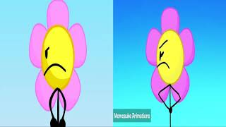 ‎BFDI 1a Normal vs Reanimated