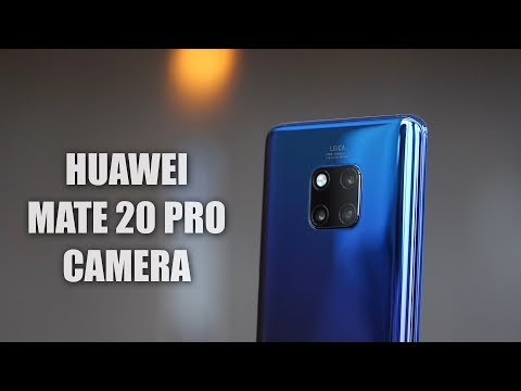 Huawei Mate 20 Pro Camera Review: My 2 Month Experience