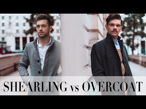 Shearling Vs Overcoat | You Decide | Ali Gordon & Robin James