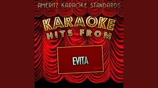 Oh What a Circus (Karaoke Version)
