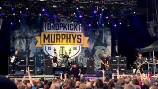 Dropkick Murphys - Prisoner's Song LIVE in Stockholm