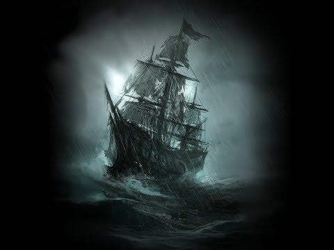 Davy Jones Music Box 10 Hours. [Ambient Noise + Thunderstorm]