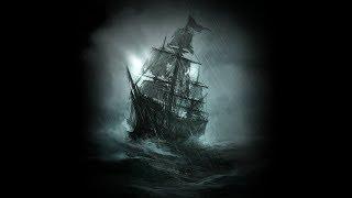 Davy Jones Music Box 10 Hours (Ambient noise + Thunderstorm)