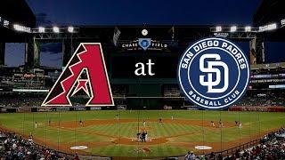 ARI Franchise - Game 123 - ARI @ SD - MLB The Show 18