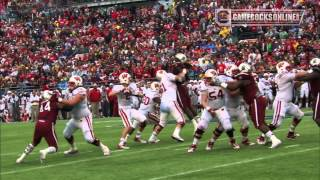 Gamecock Football: 2014 Capital One Bowl Champions