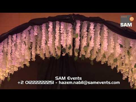 SAM Events & Wedding Planner (Egypt) Le Meridien Cairo Airport Hotel August 2018