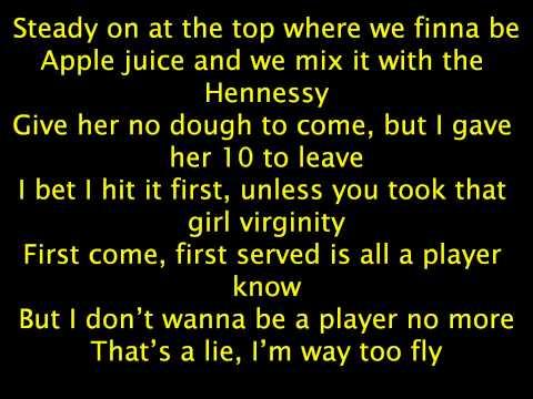 Ray J - I Hit It First (Lyric Video) HD