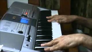 ruk jana nahi tu kahin haar ke - imtihan (1974) - kishor kumar - bollywood piano cover