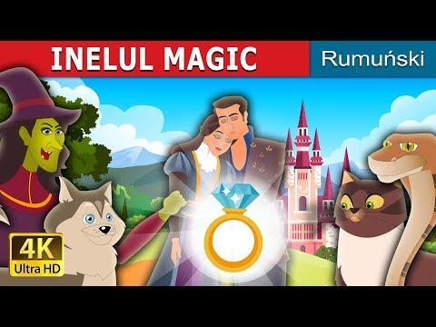 INELUL MAGIC | Povesti pentru copii | Romanian Fairy Tales