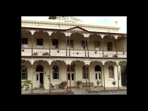 THREE WEEKS TOURING VICTORIA STATE BENDIGO BALLARAT SOVEREIGN HILL MELBOURNE