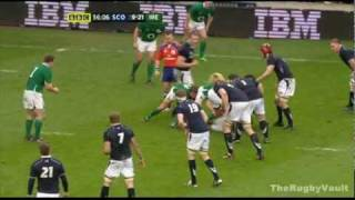 Six Nations 2011 - Scotland v Ireland - 27 Feb. 2011