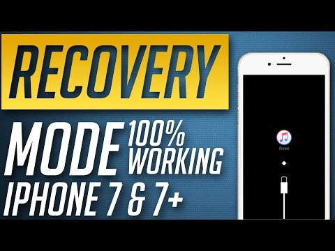 How To Get Out Of Recovery Mode Loop Iphone Plus