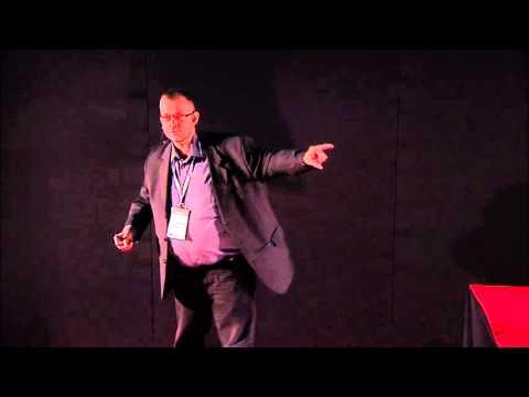 Jak zarzadzano budowa piramid? : Andrzej Cwiek at TEDxWSB