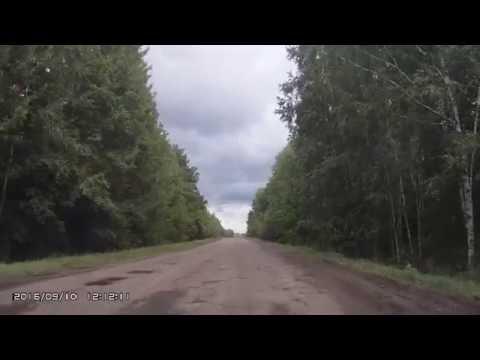 Главная дорога летим домой Саратов Петровск Кузнецк часть 5