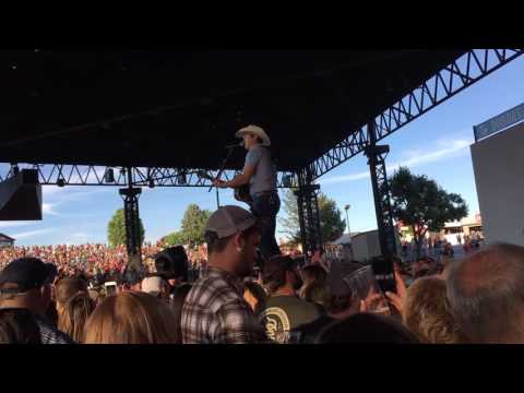 Jon Pardi: Dirt on my Boots (Live in Pittsburgh 6-24-17)