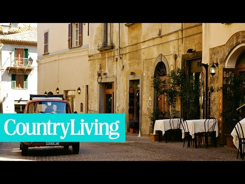 300 People in This Italian Village Are Over 100   Country Living