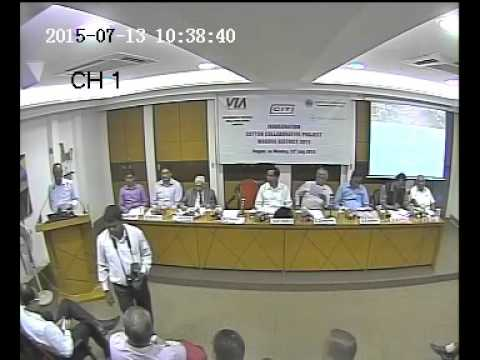 ITI Meeting & Courtesy Visit from Citi Bank & ICICI Bank Part 1
