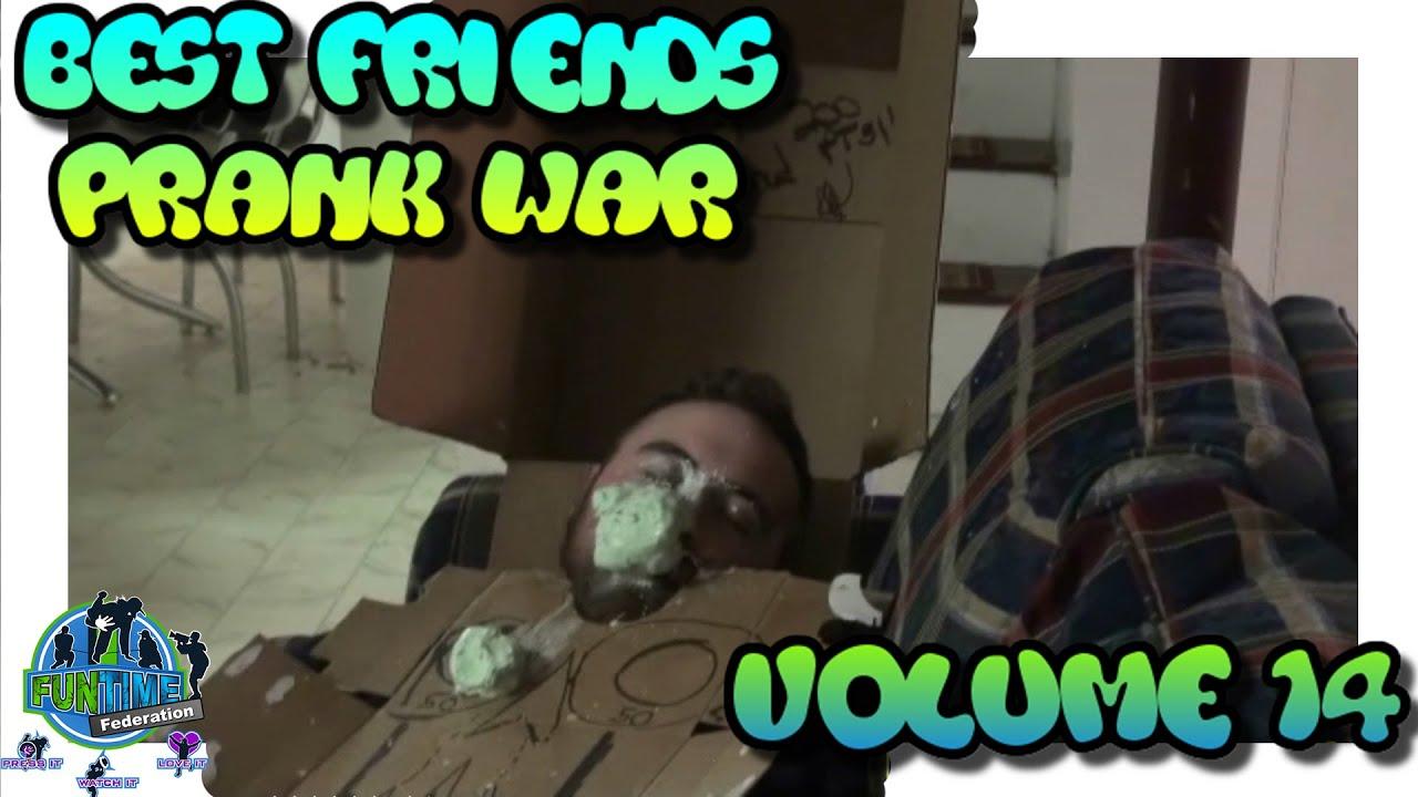 Best Friends Prank War Compilation Volume 14