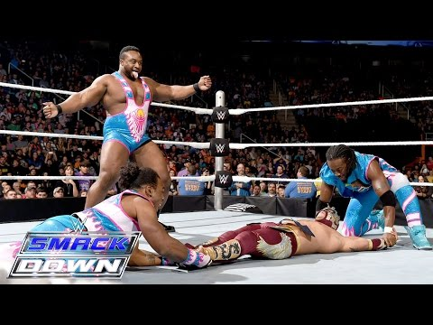 Kalisto vs. Big E: SmackDown – 19. November 2015