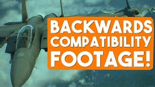 Ace Combat 6: Fires of Liberation | Something Angels | Xbox One X Backwards Compatibility Footage!