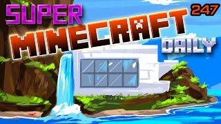 LET ME SHOW YOU A SECRET! | Super Minecraft Daily | Ep.247