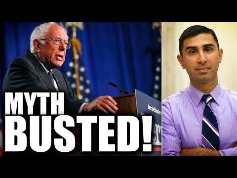 Bernie's Campaign Manager Faiz Shakir Shuts Down CNN's Lies About His Electability