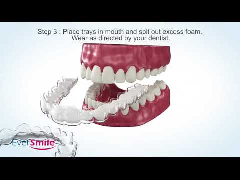 How to Clean Your Aligner or Retainer in 3 Simple Steps with WhiteFoam by EverSmile