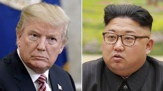 Trump Says He'll Meet Kim Jong Un Face To Face