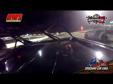 #10 Tony Coffman - Kajun Mini Stock - 9-14-18 Batesville Motor Speedway - In Car Camera