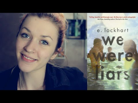 WE WERE LIARS by E. Lockhart | BOOK REVIEW