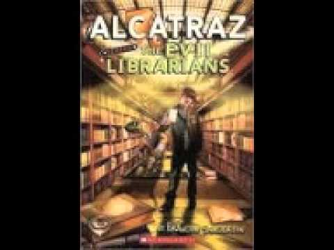 [ReadAloud at OSU] Alcatraz Versus the Evil Librarians by