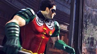 Cara ou Coroa: DLC do Robin Tim Drake no Batman Arkham Knight - Detonado PS4 Gameplay