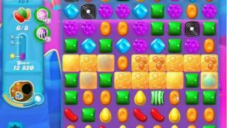 Candy Crush Soda Saga - level 464 (3 star, No boosters)