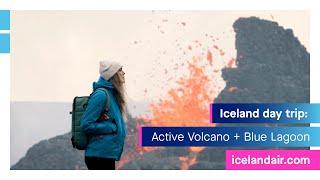 Volcano + Blue Lagoon Iceland: Day trip Reykjanes ...