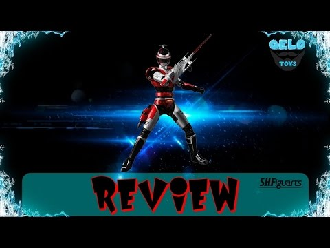 FIRE WINSPECTOR S.H. FIGUARTS UNBOXING E REVIEW [PT-BR] FULL HD #30