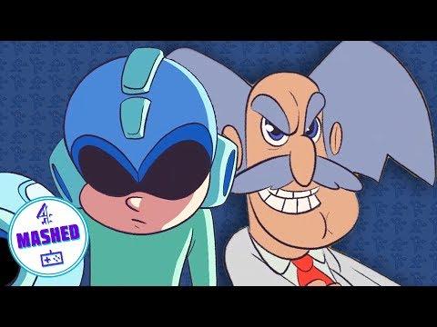 Secret History Of Mega Man