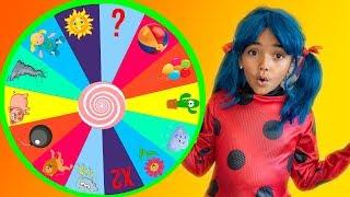BIA LOBO Story about Magic Wheel