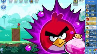 Angry Birds Friends tournament, week 342/B, level 5