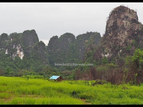 Karst of Cantung, South Kalimantan Indonesia Borneo Nature