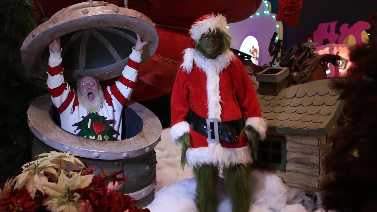 Santa sings let it go omg youtube