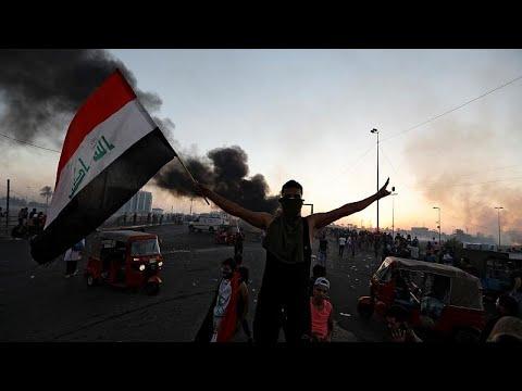 العراق: تعهدات بحزمة إصلاحات لتهدئة غضب المتظاهرين  - 13:54-2019 / 10 / 6