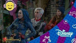 Los Descendientes 2 Videoclip - &#39Chillin&#39 Like a Villain&#39 Disney Channel Oficia ...