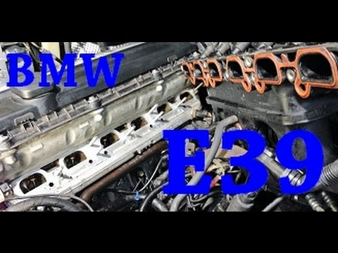 bmw e39 under intake coolant hose replacement part 1 youtube BMW 525I Cooling System Cap bmw e39 under intake coolant hose replacement part 1