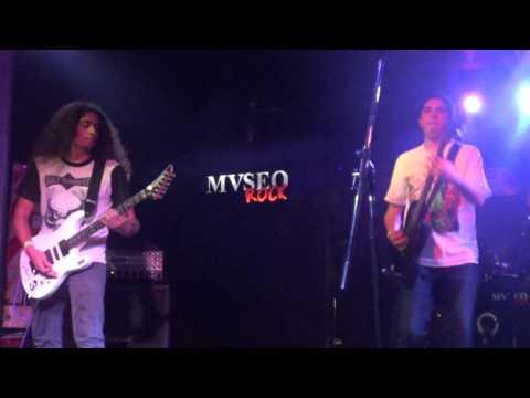Encoffined - Mvseo Rock (Buenos Aires - 27/10/2015)