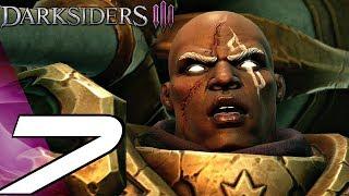 DARKSIDERS 3 - Gameplay Walkthrough Part 7 - Angelic Champion Boss Fight (PS4 PRO)