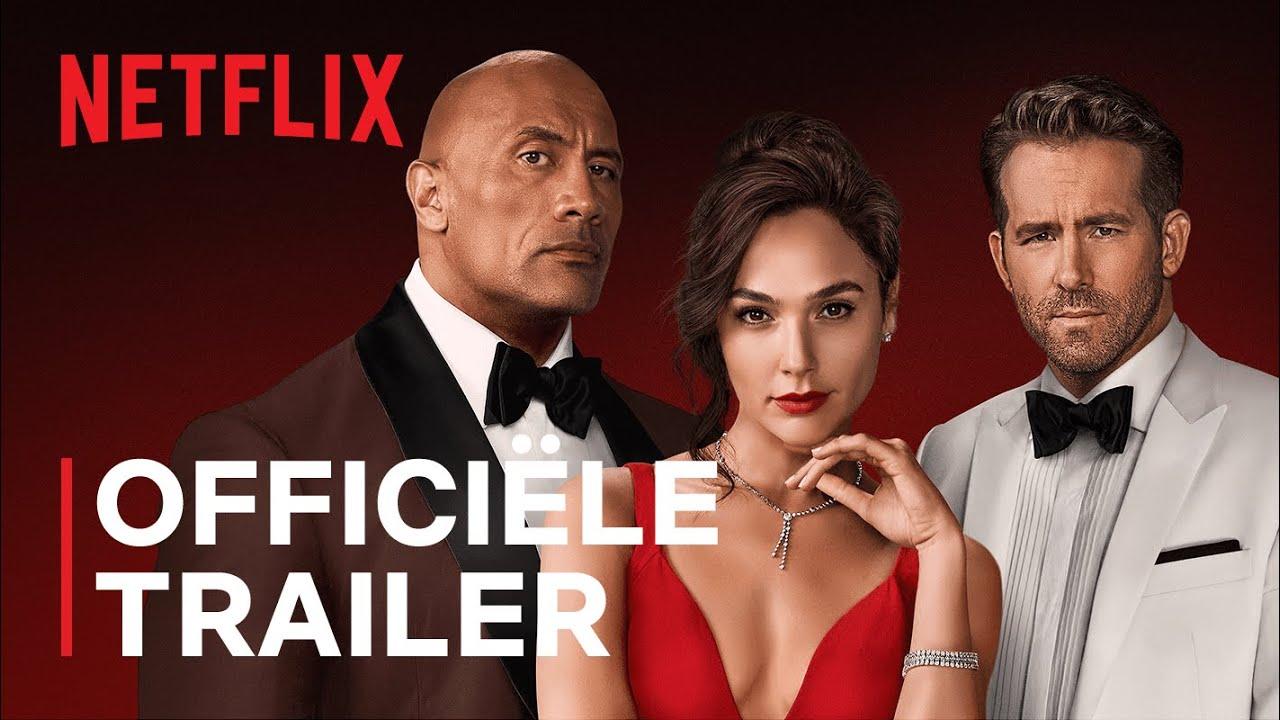 Red Notice komt vanaf 12 november 2021 naar Netflix België