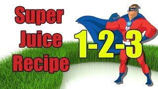 Lawn Super Juice Fertilizer - Quick Green