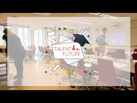 Talent 4 the future Barcelona | Talent Search People