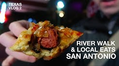 River Walk and Local Eats | San Antonio, TX