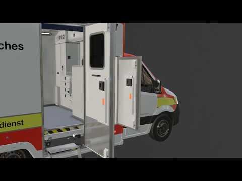 Update des Prototyps - DRK RTW Simulator von Ausbildung mit VR